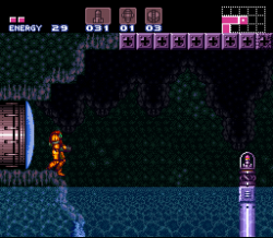 Невидимая рука Super Metroid - 34