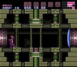 Невидимая рука Super Metroid - 38