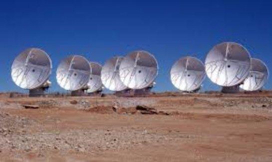 Радиотелескоп ALMA способен исследовать магнитные поля