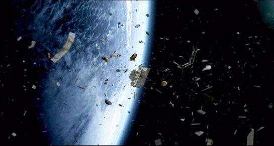 Ученые считают, что космос очень сильно замусорен