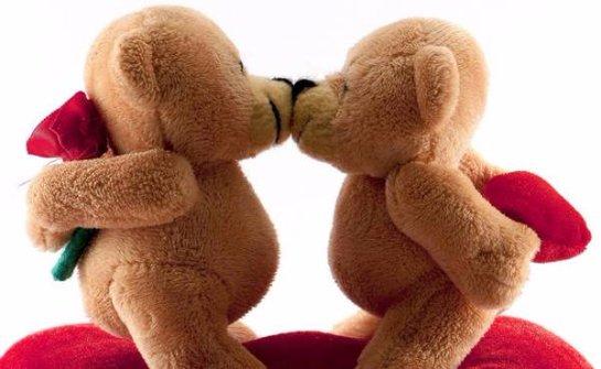 Худеть можно и с помощью поцелуев