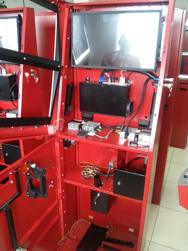 Игровой аппарат изнутри и снаружи. Обзор от производителя - 6