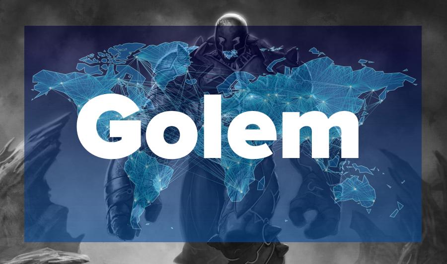 Golem: децентрализация нового уровня - 1