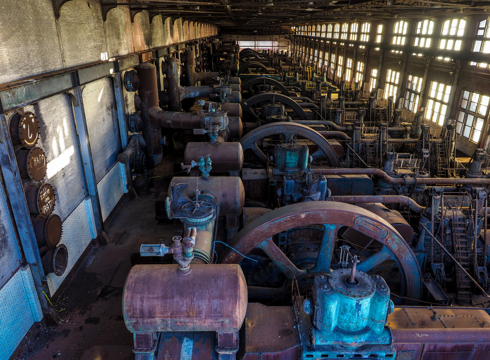 The Engine Room - Steel Stacks, Bethlehem, PA