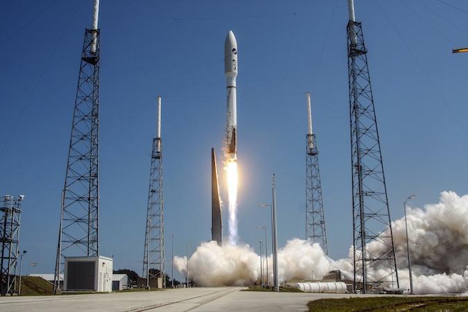 ВВС США выбирает SpaceX для пятого полета космоплана X-37B - 4