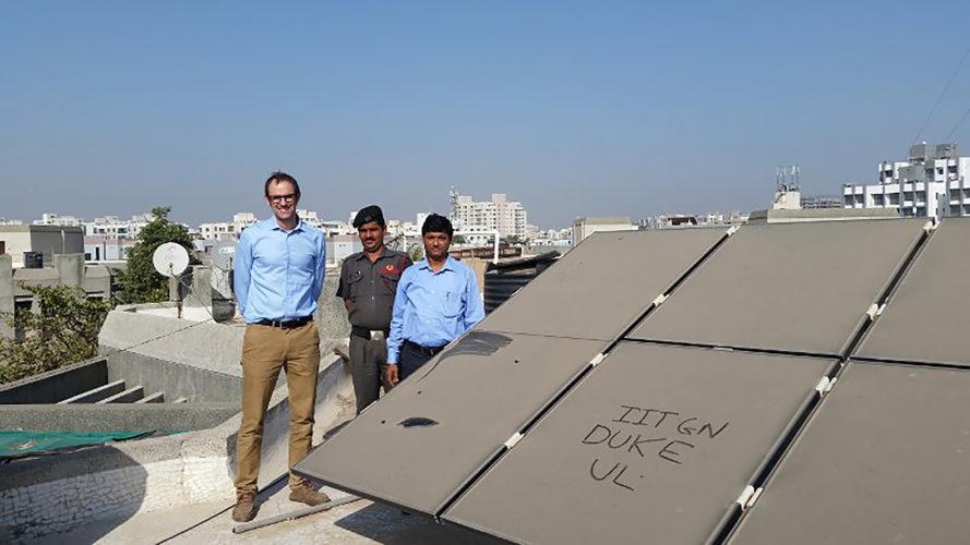 Загрязнение солнечных панелей уменьшает их выработку на 35% - 1
