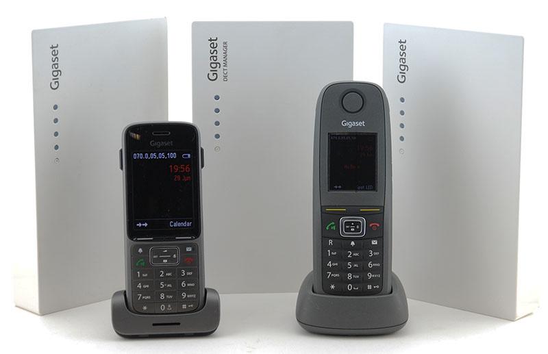 Строим бесшовную DECT IP-телефонию на оборудовании Gigaset - 1