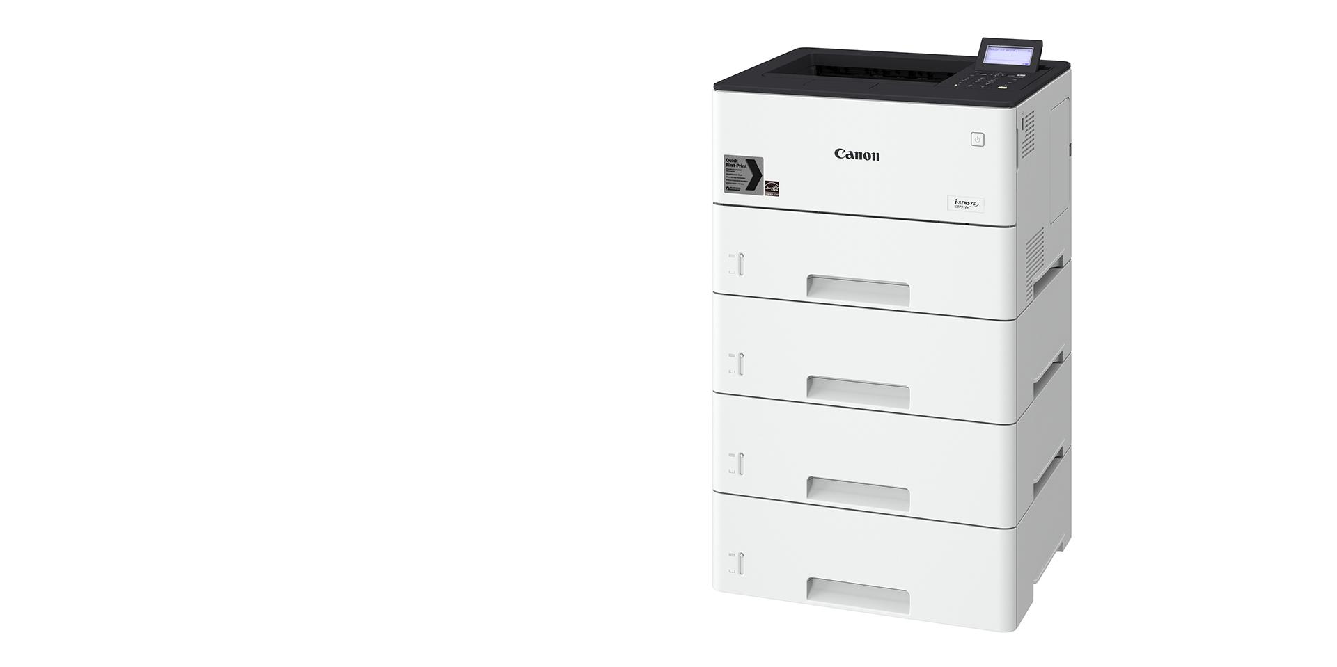 От домашнего офиса до корпорации: новые лазерные устройства из линейки Canon i-SENSYS - 12