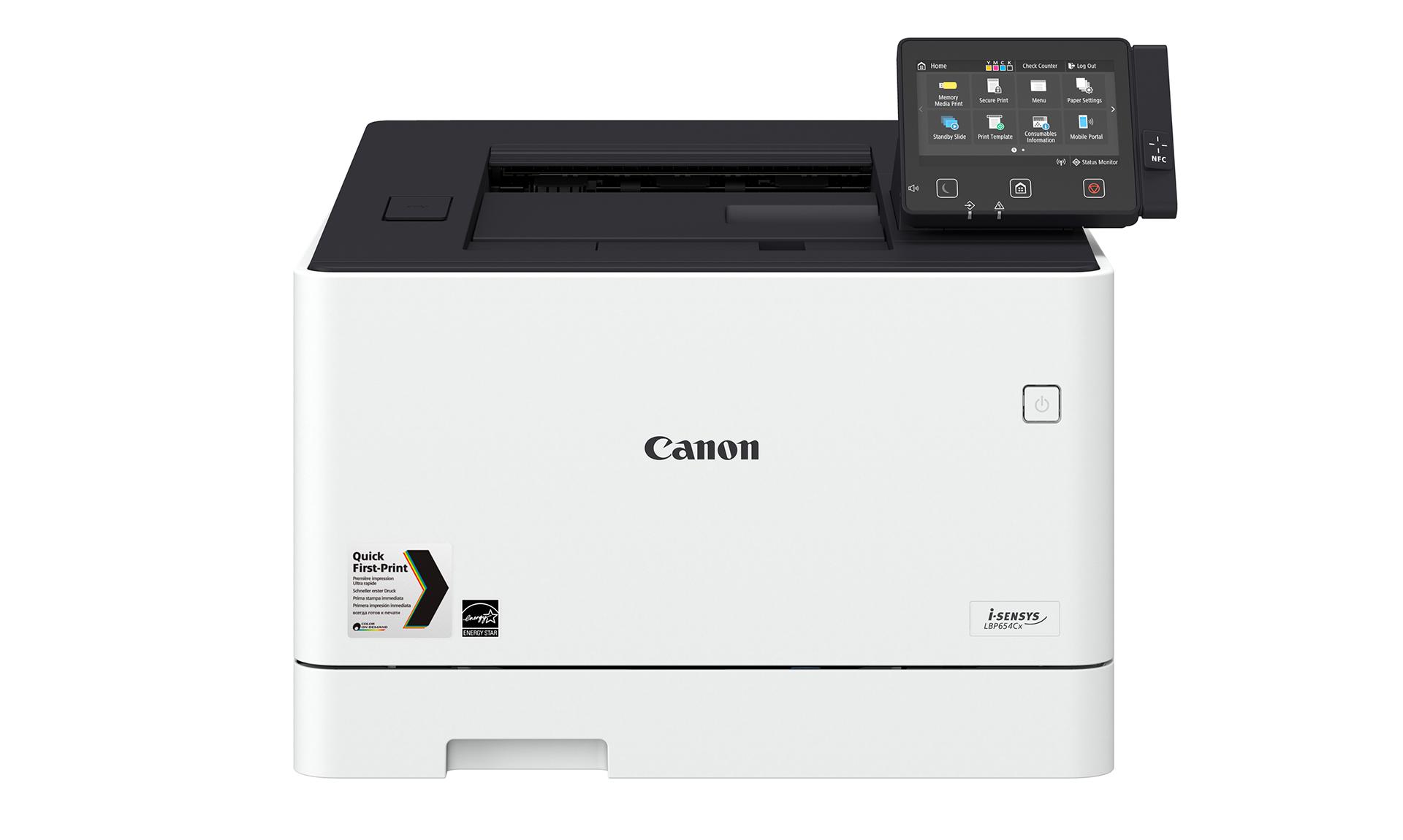 От домашнего офиса до корпорации: новые лазерные устройства из линейки Canon i-SENSYS - 13