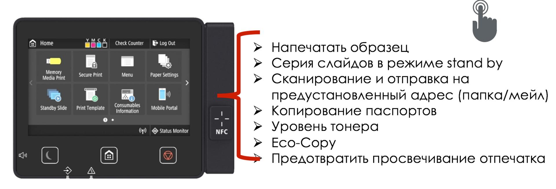 От домашнего офиса до корпорации: новые лазерные устройства из линейки Canon i-SENSYS - 7