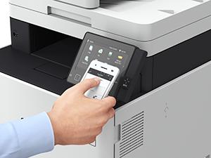 От домашнего офиса до корпорации: новые лазерные устройства из линейки Canon i-SENSYS - 9