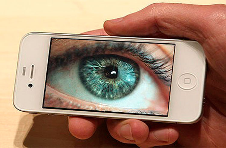 Профессиональная слежка на мобильном телефоне