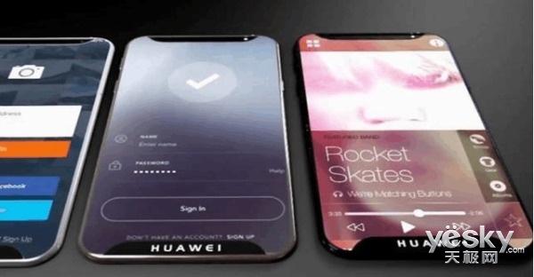 Смартфону Huawei Mate 10, который ожидается в октябре, приписывают 3D-камеру и дисплей с соотношением сторон 18:9