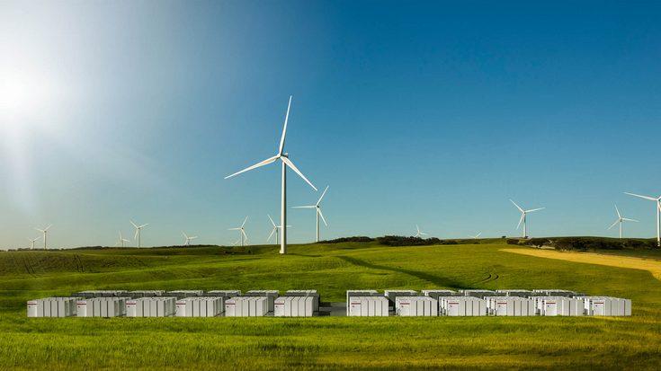 Tesla построит в Австралии хранилище энергии мощностью 100 МВт
