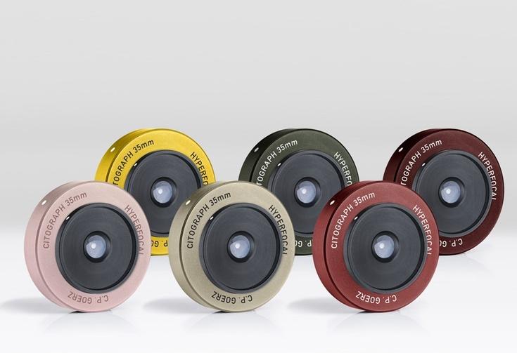 Объектив Citograph 35mm не фокусируется