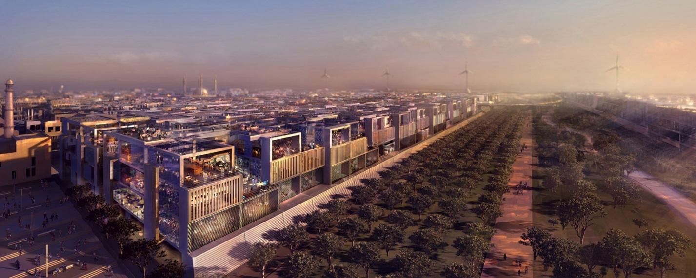 Строящиеся города будущего: энергия, переработка, безотходная среда - 14