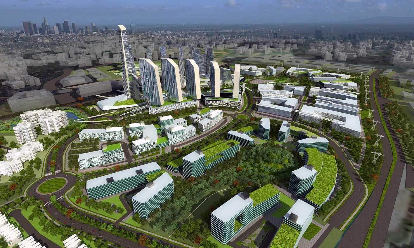 Строящиеся города будущего: энергия, переработка, безотходная среда - 18