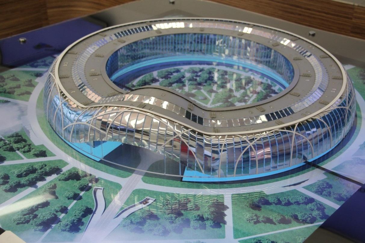 Строящиеся города будущего: энергия, переработка, безотходная среда - 2