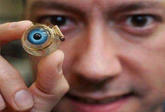 Ученые придумали электронные глаза, которые помогут слепым стать зрячими