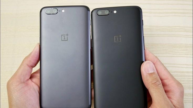 OnePlus 5 с 6 и 8 ГБ ОЗУ показывают разное быстродействие