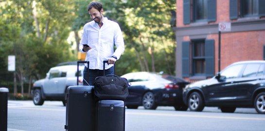 Удобный Bluesmart: чемодан, который невозможно потерять