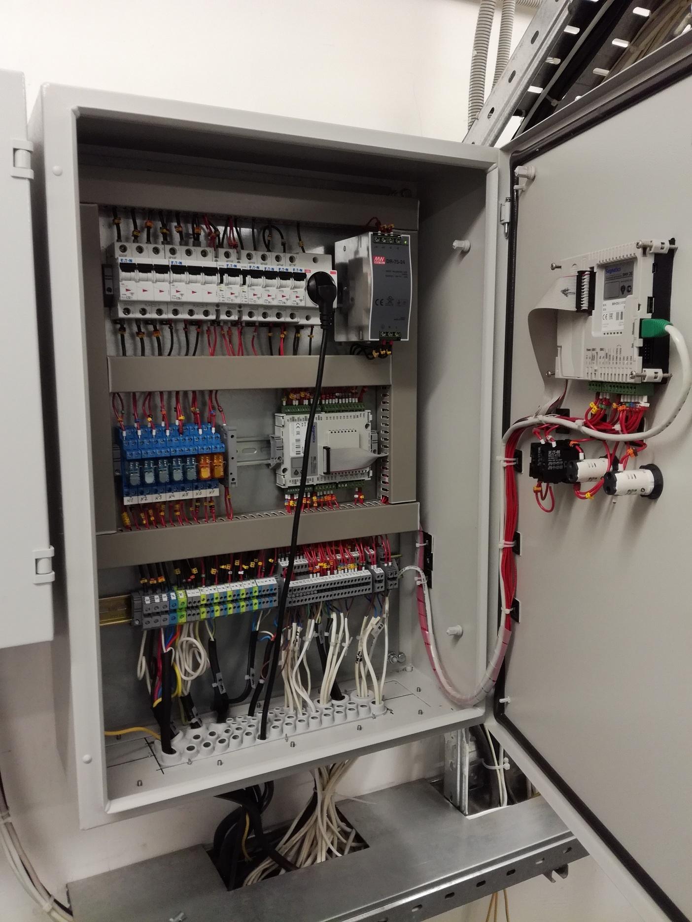ПЛК от производителей Овен, Segnetics и Schneider Electric для HVAC - 7