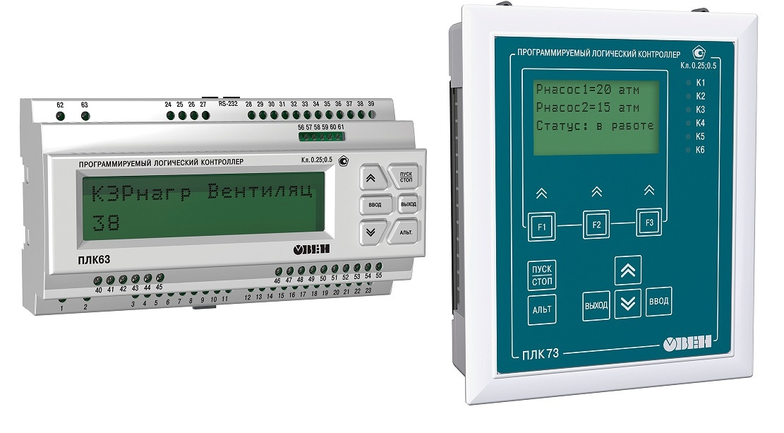 ПЛК от производителей Овен, Segnetics и Schneider Electric для HVAC - 1
