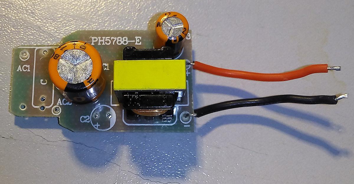 Секрет дешёвых светодиодных ламп - 5