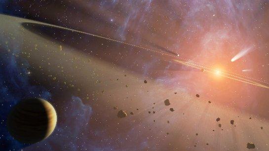 Ученые поняли, почему вокруг мертвых звезд продолжают зарождаться планеты