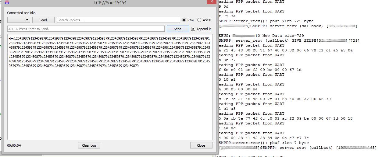 STM32 + PPP (GSM) + LwIP - 3