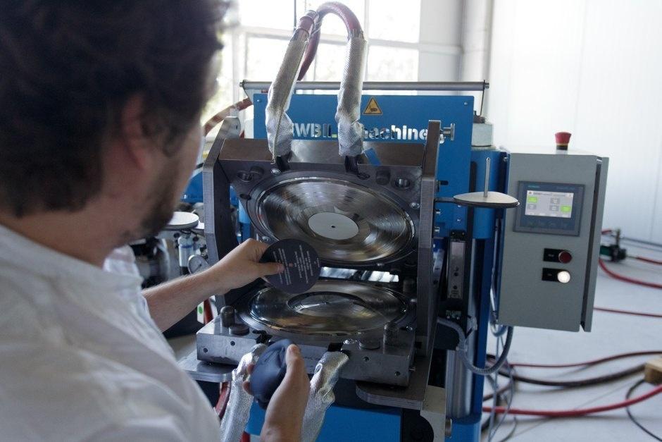 «Алхимия» черного золота меломанов: мастеринг, производство, перворессы и 180 грамм недоверия - 11