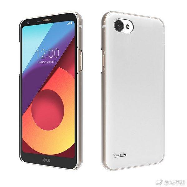 LG Q6 не получит дактилоскопа