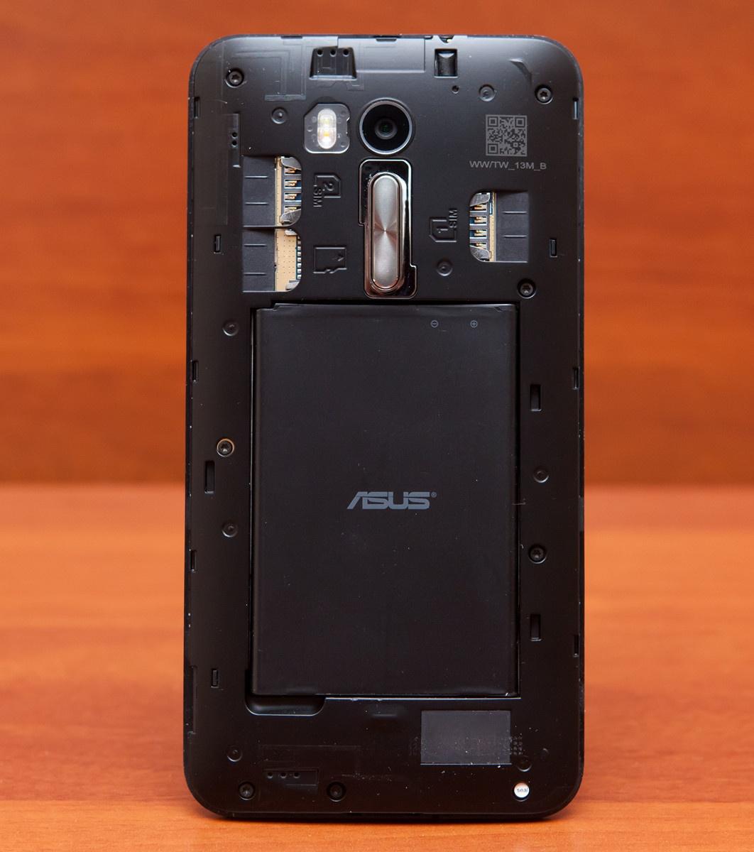 Обзор смартфона ZenFone Go TV - 14