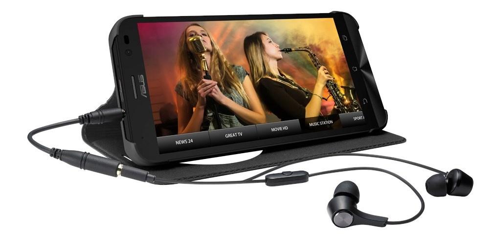Обзор смартфона ZenFone Go TV - 1