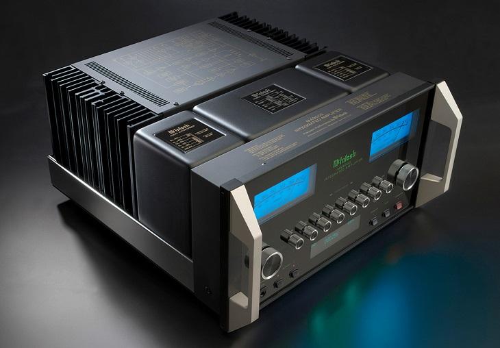 В оснащение McIntosh MA9000 также входит ЦАП