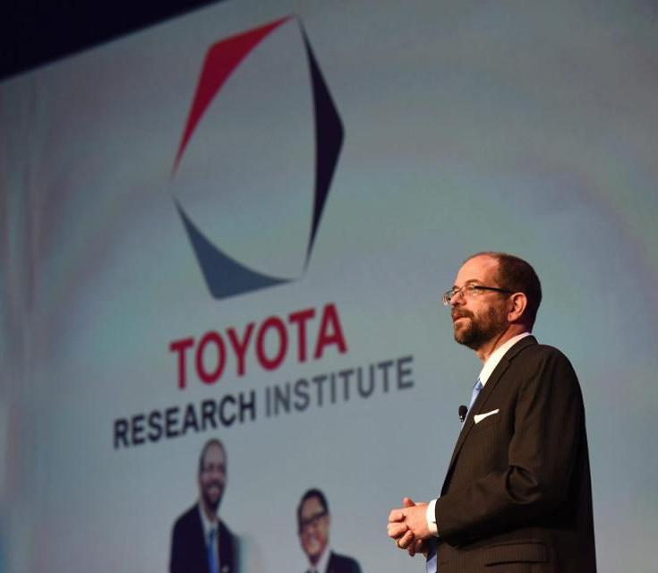 Первыми финансовую поддержку Toyota получат компании Nauto, SLAMcore и Intuition Robotics