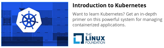 Linux Foundation представила бесплатный вводный онлайн-курс по Kubernetes - 1