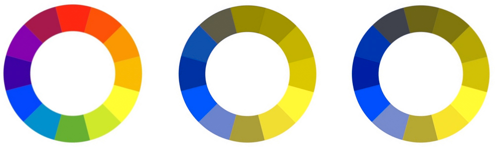 Красный, белый, голубой: восемь правил подбора цветовой палитры, которые должны знать все - 16