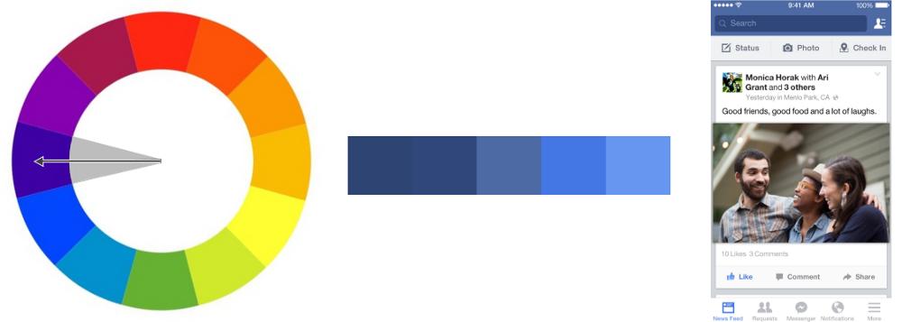 Красный, белый, голубой: восемь правил подбора цветовой палитры, которые должны знать все - 3