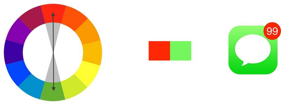 Красный, белый, голубой: восемь правил подбора цветовой палитры, которые должны знать все - 6