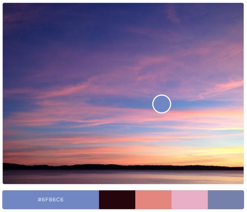 Красный, белый, голубой: восемь правил подбора цветовой палитры, которые должны знать все - 8