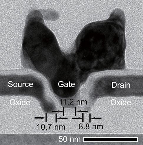 В IBM создали новое поколение транзисторов из углеродных нанотрубок - 1