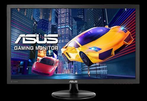 В мониторе Asus VP28UQG используется 10-разрядное представление цвета