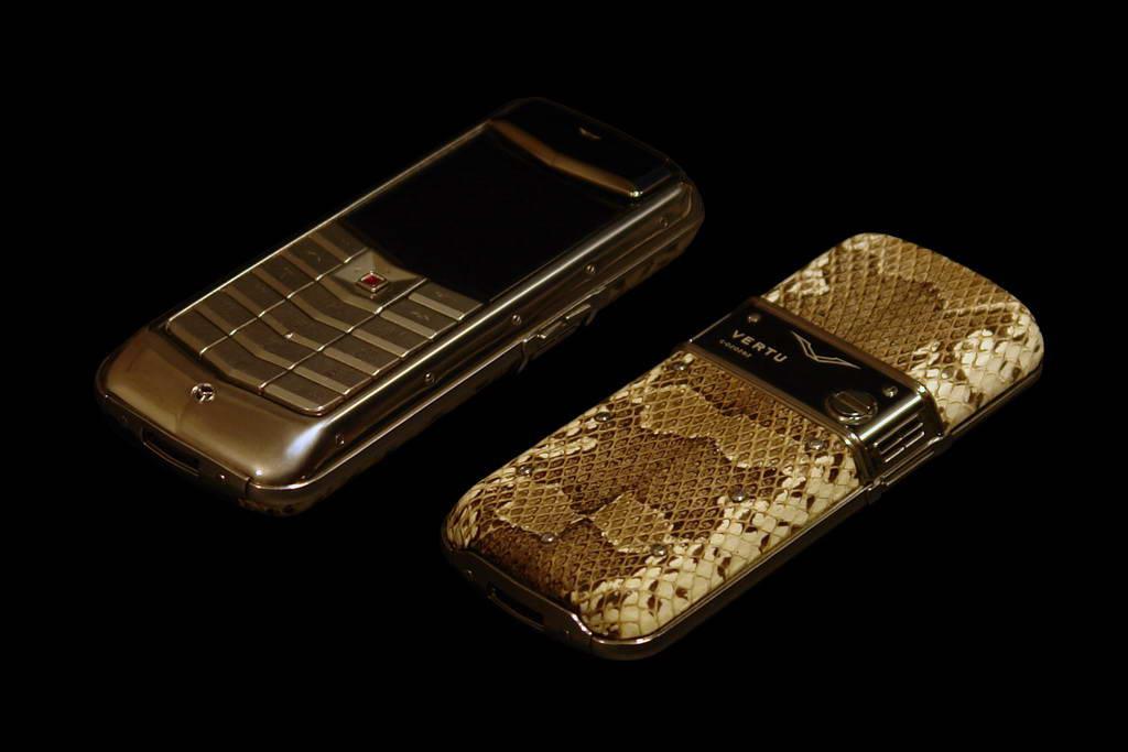 Vertu закрывает производство телефонов - 1
