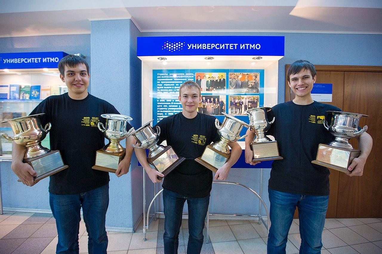 Чемпионы мира — о спортивном программировании - 8