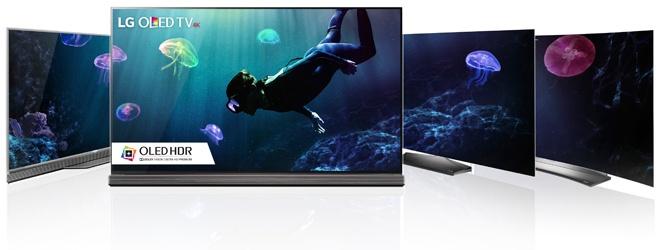 Телевизоры LG OLED получили несколько наград на выставке CE Week 2017