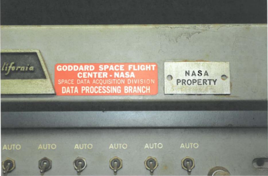 В подвале дома умершего сотрудника НАСА обнаружили ЭВМ эпохи «Пионеров» - 1