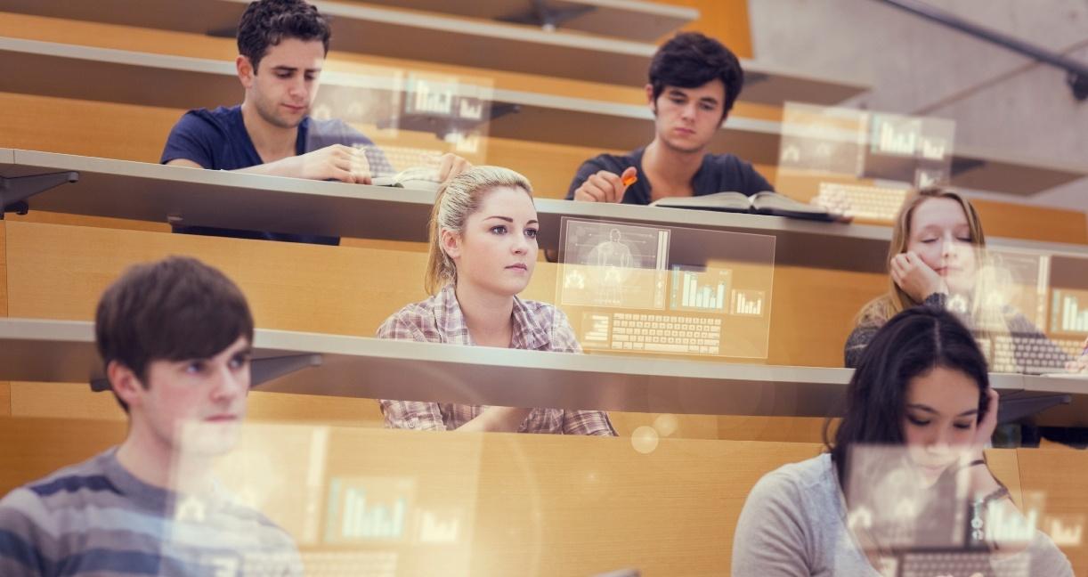 Онлайн-образование настоящего и будущего - 1