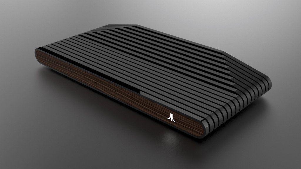 Atari подтвердила намерение выпустить современную инкарнацию своей консоли - 1