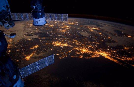 Google совместно с НАСА устроит виртуальные экскурсии по Международной космической станции